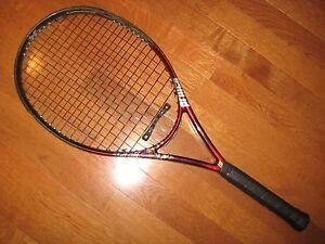 Prince longbody tennis racquet
