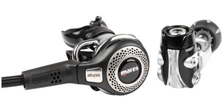 Mares Abyss 52 Dive Regulator Scuba Diving NEW 416163