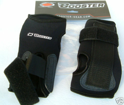 BOOSTER SNOWBOARD WRIST GUARDS SKI PROTECTION ADULT LARGE SAFETY NEW