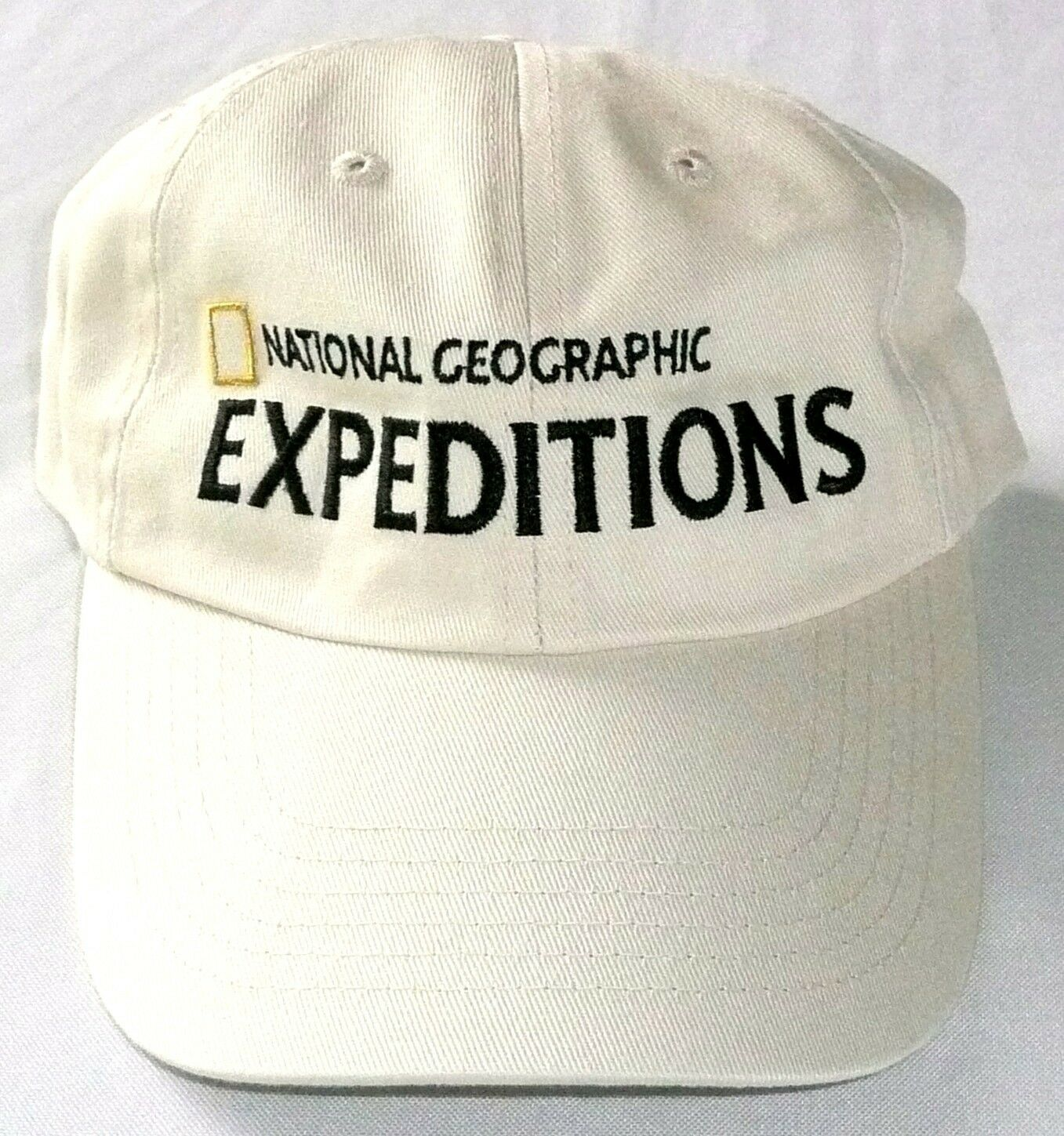 Buy National Geographic Expeditions Hat Adjustable Embroidered Logo ... f3c3946141e
