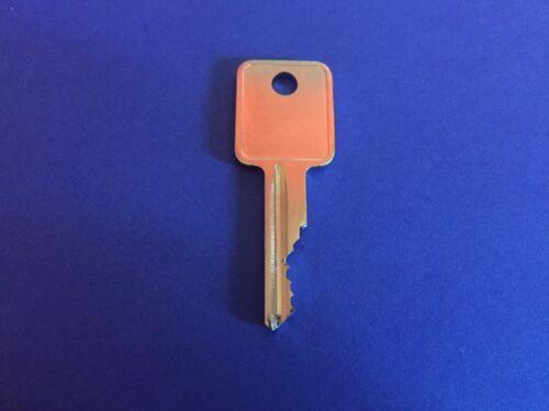 1 Trimark RV Key Code Cut RH001 to RH050 Motorhome Travel Trailer Camper Keys