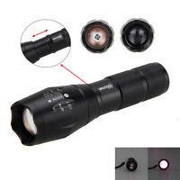 IR 940nm 7W Nachtsicht OSRAM Infrarot LED Zoomable Focus Flashlight Torch Light