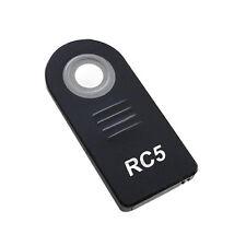Telecomando Infrarossi comp. Canon RC5 EOS 400D 450D 500D 550D 600D 60D 7D