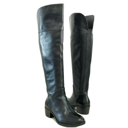 Vince Camuto Bendra Riding Boots Tall Riding Black