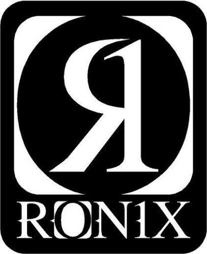 RONIX Wakeboard wakesurf Wakeskate Surf Auto Camper Rimorchio Sticker 100mm