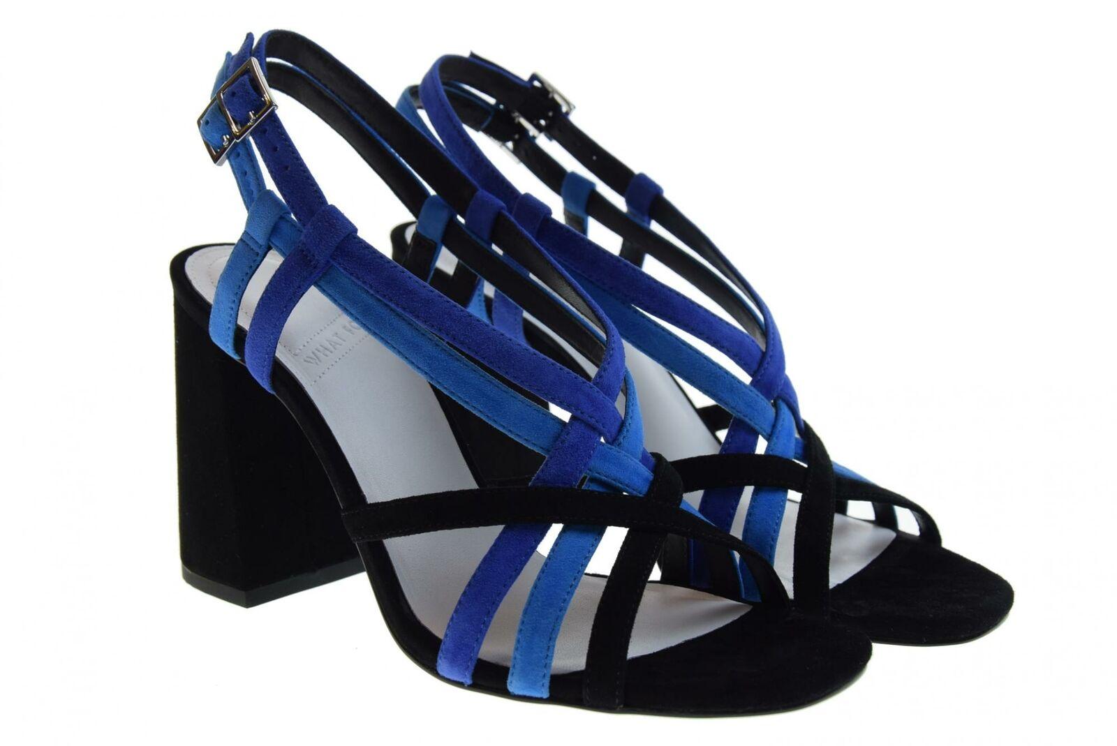 Cosa per le calzature p19 per  le donne sandali piegati Lily wf219086  vendita calda
