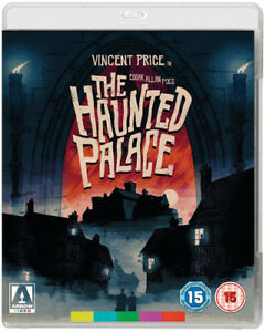 The-Haunted-Palace-Blu-Ray-2015-Vincent-Price-Corman-DIR-cert-tc-NEW