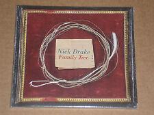 NICK DRAKE  - FAMILY TREE - CD SIGILLATO (SEALED)