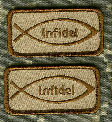 Collectibles Kandahar Whacker Isaf Marsoc Jtf2 War Trophy 2-tab Christian Fish Infidel كافر Easy And Simple To Handle