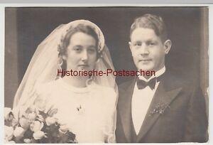 (f9126) Orig. Photo Couple Heureux, Braunschweig 1940-afficher Le Titre D'origine