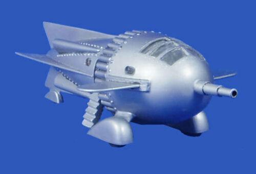 Flash Gordon 1936 Rocket Ship 1//72 Scale Model Kit 18SFP23