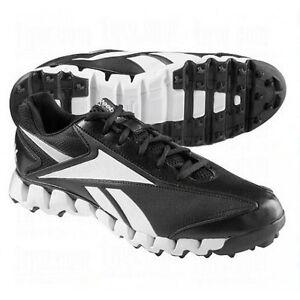 9495995852e Reebok Zig Magistrate Umpire Turf Grass Shoe Baseball Football White ...