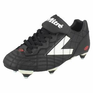 36834a89b Details about Mitre Boys Football Boots - Meteor