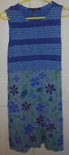Women's GUDRUN SJODEN Dress and Under-dress  (Size Small)