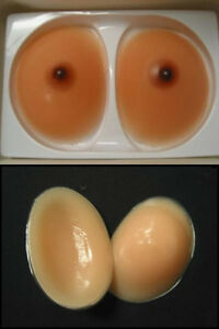 0367f0a0d5 Image is loading ADD-2-CUP-SIZE-SILICONE-BREAST-FORM-BRA-