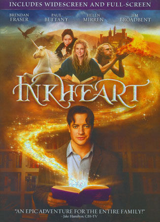 Inkheart - DVD - Disney Great Condition - $1.25