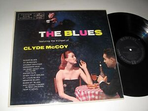 CLYDE-McCOY-Dancing-The-Blues-MERCURY-VG-NM