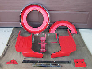 Spare-tire-continental-kit-1949-1950-1951-Ford