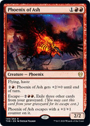 1X NM Phoenix Of Ash Theros Beyond Death MTG Magic the Gathering