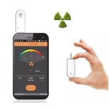 Smart Geiger Pro Nuclear Radiation Detector Counter for iOS iPhone Android Phone