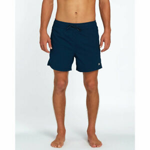 Billabong-all-Day-Laybacks-16-039-039-Boardshorts-Navy-Ss-2018-Costume-New-S-M-L-XL