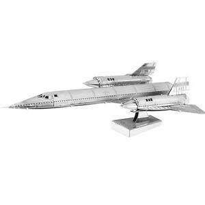 Blackbird-SR-71-3D-Metal-Kit-Silver-Edition-Metal-Earth-1062