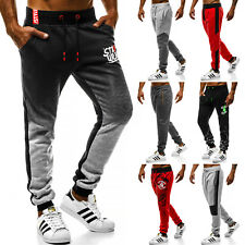 Traininghose Sport Fitness Jogginghose Freizeit Jogger Herren OZONEE 8101 MIX