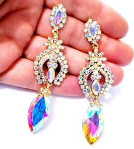 Rhinestone-Chandelier-Earrings-Crystal-3-2-in-AB