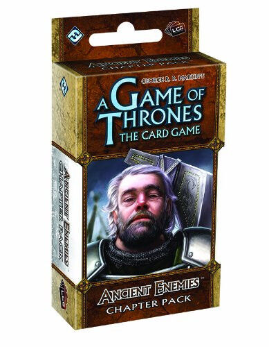 Fantasy Flight Games Game of Thrones A Lcg  Ancient Enemies
