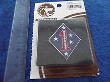 (A4-S004) Airborn CSIB, 1st Marine Corps Division ID Badges