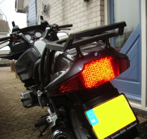 LED Rear Tailgate Light with Indicator Red BMW R 850 RT R1100 RT R 1150 RT