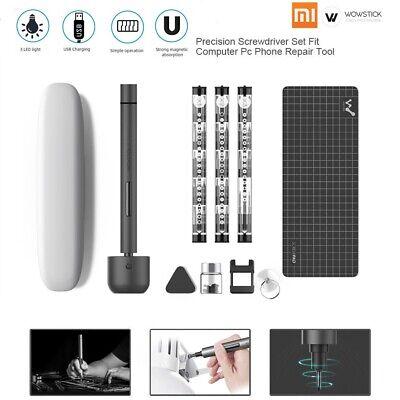 XIAOMI Wowstick 1 F Pro 64 en 1 électrique Tournevis sans fil LITHIUM charge | eBay