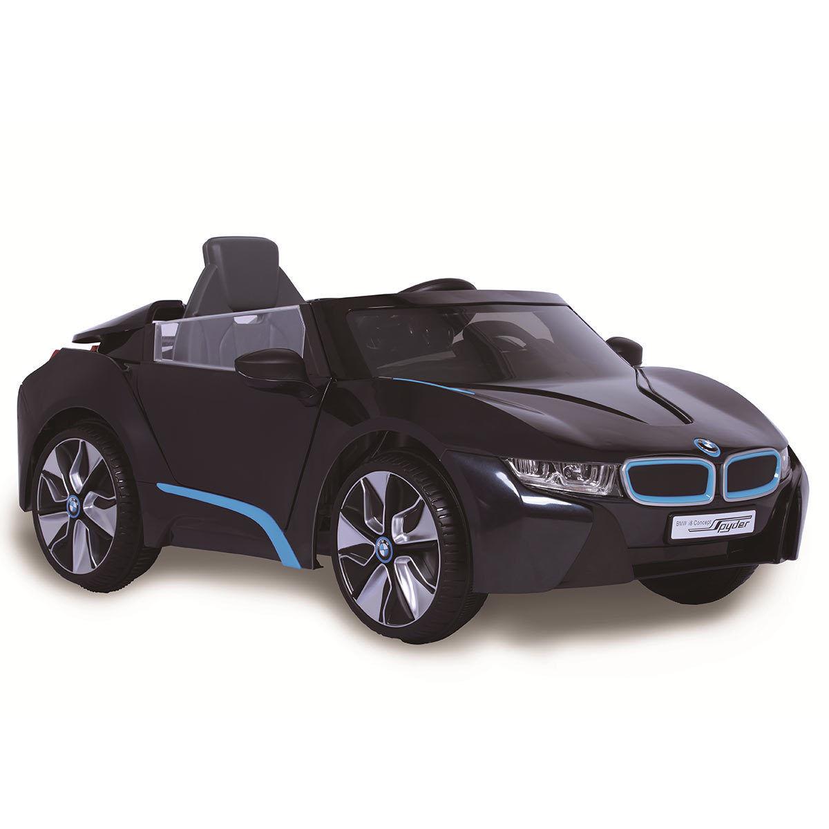 Rollplay Bmw I8 Spyder 12v Children S Kids Electric Ride On Car 3