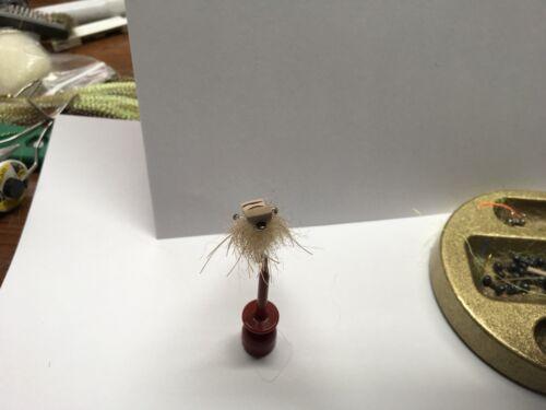 Saltwater Flies Shrimp Gurgler Size1//0 Tarpon,Redfish,Snook,Sea Trout