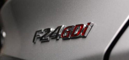OEM GENUINE F24 GDi Emblem Rear Trunk 863123S000 Hyundai Sonata YF I45 2011