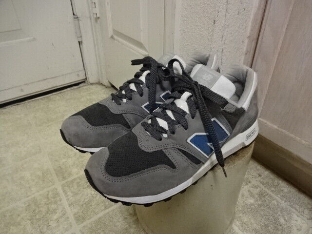 NEW BALANCE SHOES 1300 MADE IN USA GREAT COND NOT MUCH USED CLEAN MEN 12 D