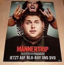 Filmposter Filmplakat DIN A1 59 x 84 cm - Männertrip - Jonah Hill - Neu