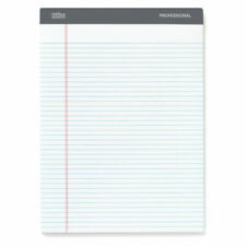 Office Depot Professional Legal Pad Narrow Ruled 100 Sheets 4 Pack