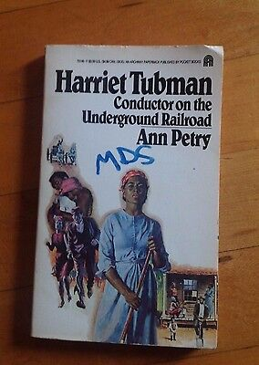 Harriet tubman book by ann petry