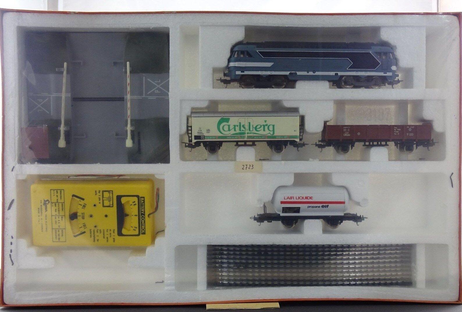 Lima Diesellokomotive Set 4501 voiturelsberg  OVP Rare Verschlossen