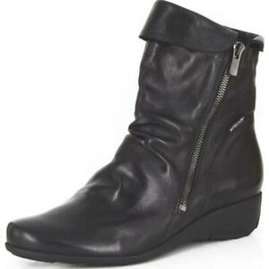 Ladies-Casual-Ankle-Boot-Mephisto-Seddy-Black-UK-Size-8-5