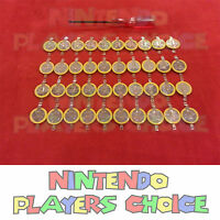 40x Gameboy Game Save Batteries Cr1616 With Tabs + Tool For Pokemon Gba Games