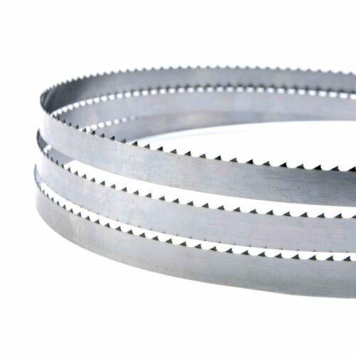 5x Bandsägeblätter Sägebänder 1425mm x 6mm x 0,65mm 6ZpZ