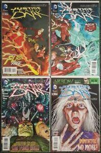 Justice-League-Dark-16-17-18-19-SET-Jeff-Lemire-DC-1st-Print-9-0-or-better