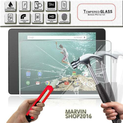 Tablet Tempered Glass Film Screen Protector For Google Nexus 9 8.9/""