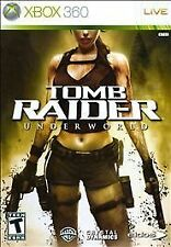 Tomb Raider: Underworld (Microsoft Xbox 360, 2008)