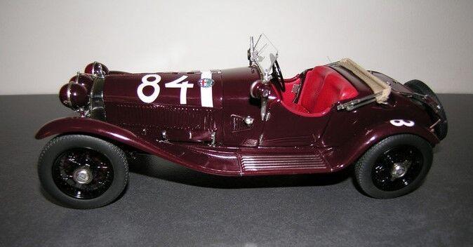 qualità garantita 1930 Alfa Romeo 6C 1750 GS   84 by by by CMC in 1 18 Scale Diecast modello  punti vendita