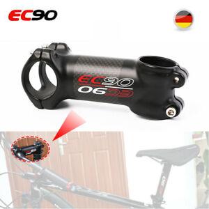 EC90-1-1-8-MTB-Rennrad-Vorbau-31-8-60-120mm-6-17-Carbon-Aluminium-Lenker-Vorbau