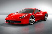 Ferrari 458 Poster 01 24x36
