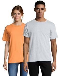 15 COLORS Hanes Adult X-Temp Unisex Performance T-Shirt Tagless S-3XL